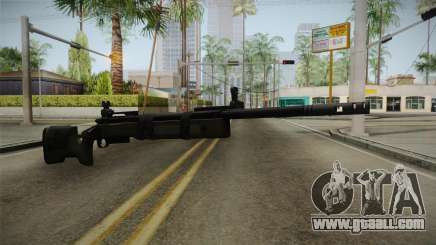 M40 for GTA San Andreas