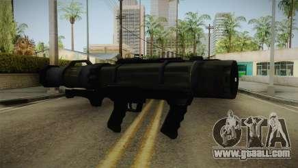 Blacklight: Retribution - RL5 Armor Stinger for GTA San Andreas