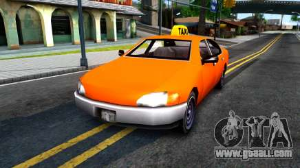 Kuruma GTA 3 Taxi for GTA San Andreas