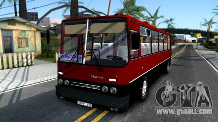 Ikarus 250.89 for GTA San Andreas
