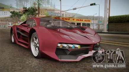 GTA 5 Pegassi Lampo 2017 IVF for GTA San Andreas