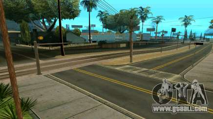 Russian roads full version for GTA San Andreas