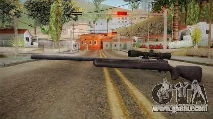 Survarium - Remington 700 for GTA San Andreas