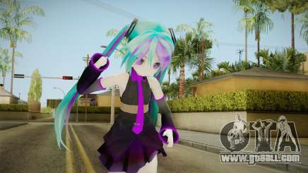Miku Sweet Devil Outfit for GTA San Andreas