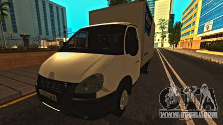 GAZ 3310 for GTA San Andreas