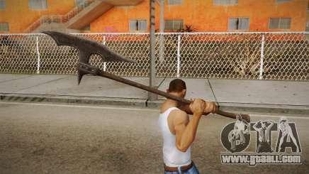 The Elder Scrolls V: Skyrim - Executioner Axe for GTA San Andreas