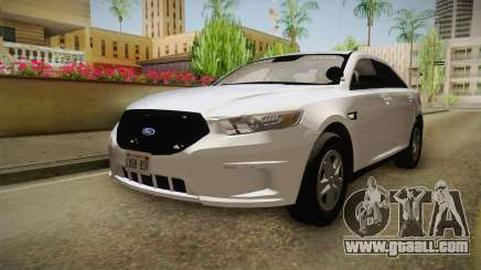 Ford Taurus Unmarked 2014 for GTA San Andreas