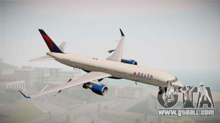 Boeing 757-200 Delta Air Lines for GTA San Andreas