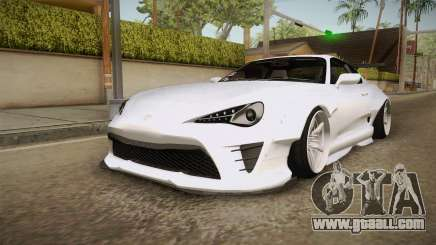 Toyota Supra 8Pralift for GTA San Andreas