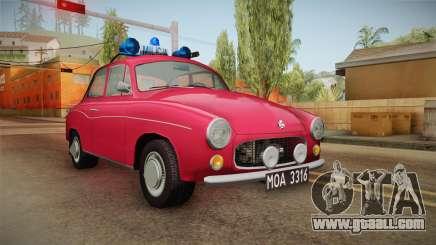 FSM Syrena 105 Milicja for GTA San Andreas