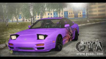 Nissan 240SX 1994 for GTA San Andreas