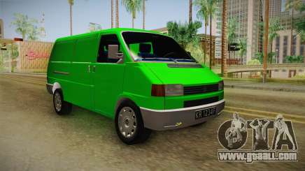 Volkswagen T4 1995 for GTA San Andreas