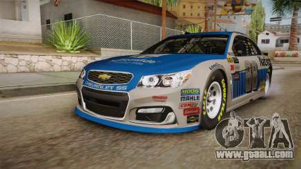 Chevrolet SS Nascar 88 Nationwide 2017 for GTA San Andreas