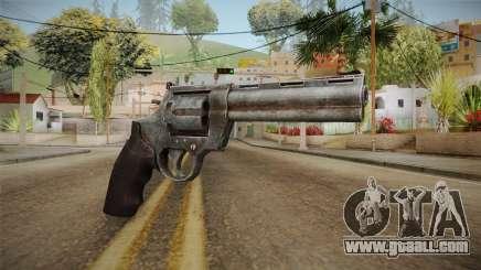 Survarium - Magnum Revolver for GTA San Andreas