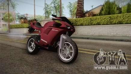EFLC TLaD Pegassi Bati 801 v2 for GTA San Andreas