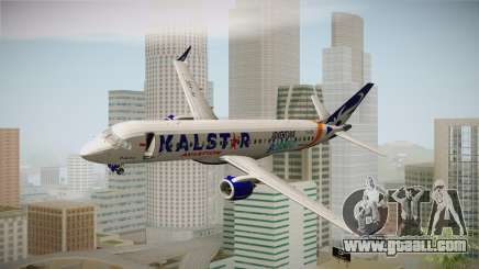 E-195 KalStar Aviation for GTA San Andreas