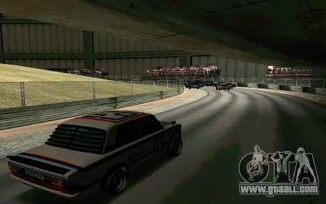 VAZ 2106 Kolomna for GTA San Andreas left view