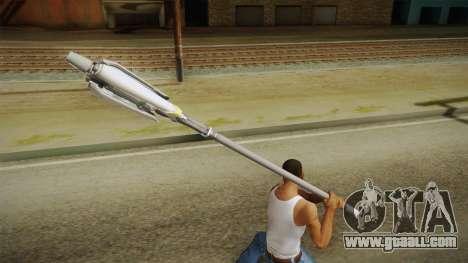 Overwatch 9 - Mercys Wand for GTA San Andreas third screenshot