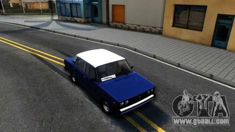 VAZ 21056 for GTA San Andreas right view