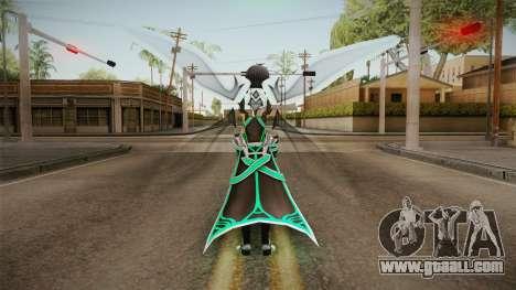 The Lost Song - Kirito Alo for GTA San Andreas third screenshot