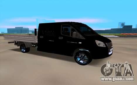 GAZ Next for GTA San Andreas