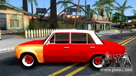 VAZ 2101 V3 GVR for GTA San Andreas left view