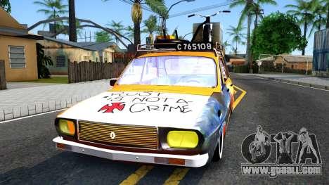 Renault 12 El Rat for GTA San Andreas