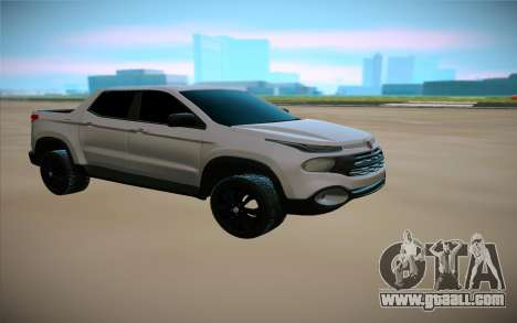 Fiat Toro for GTA San Andreas