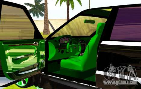 Land Rover Range Rover Sports Light Tuning for GTA San Andreas inner view