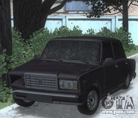 2107 Beaten for GTA San Andreas