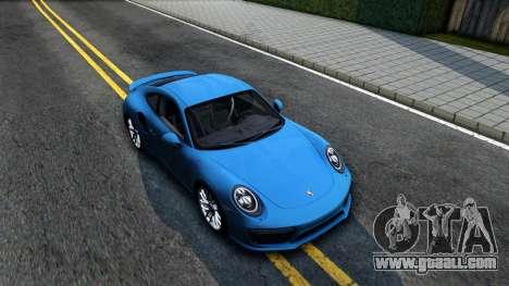 Porsche 911 Turbo S for GTA San Andreas right view