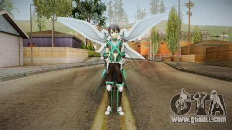 The Lost Song - Kirito Alo for GTA San Andreas second screenshot
