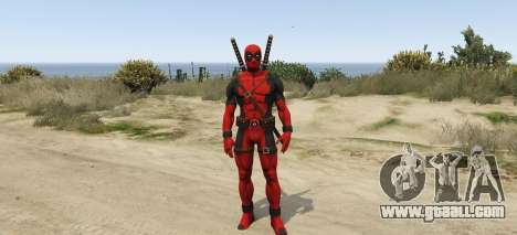 GTA 5 Deadpool 2.0