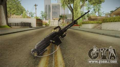 PKT Tank Machine Gun for GTA San Andreas third screenshot