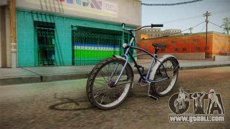GTA 5 Cruiser for GTA San Andreas