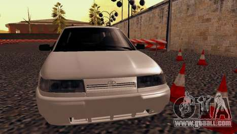VAZ 2111 Stock for GTA San Andreas back view