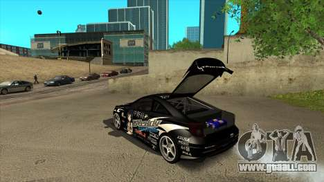 Toyota Celica Tunable for GTA San Andreas