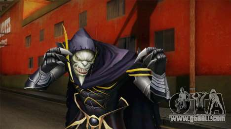 Marvel Future Fight - Corvus Glaive for GTA San Andreas