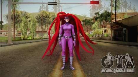 Marvel Future Fight - Medusa for GTA San Andreas second screenshot
