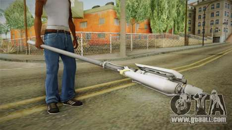 Overwatch 9 - Mercys Wand for GTA San Andreas