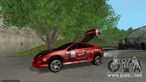 Toyota Celica Tunable for GTA San Andreas engine