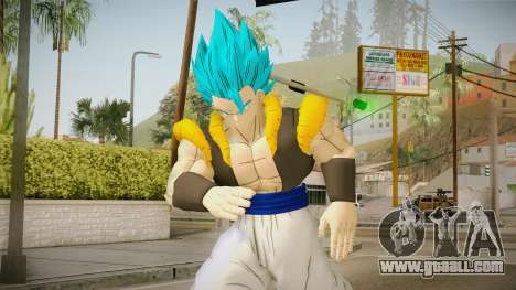 DBX2 - Gogeta SSB for GTA San Andreas
