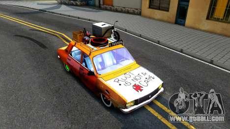Renault 12 El Rat for GTA San Andreas right view