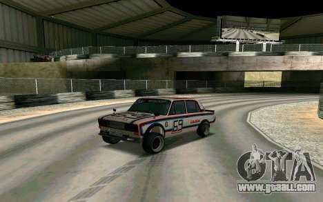 VAZ 2106 Kolomna for GTA San Andreas