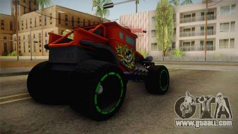 Hot Wheels Baja Bone Shaker for GTA San Andreas right view
