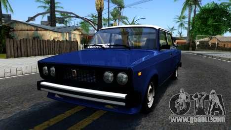 VAZ 21056 for GTA San Andreas
