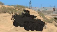 The BTR-90 for GTA San Andreas