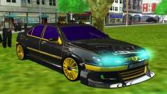 PEUGEOT 406 SLS TAXi 3 for GTA San Andreas