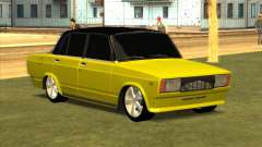 VAZ 2105 Golden Brodyaga Tuned