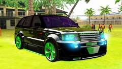 Land Rover Range Rover Sports Light Tuning for GTA San Andreas